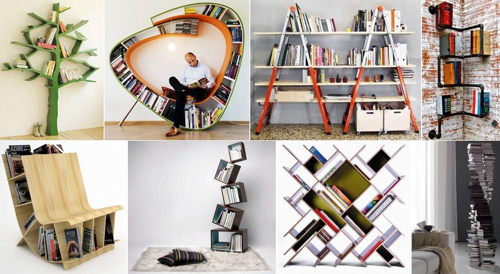 Библиотека в доме, где организовать и какой стиль выбрать.