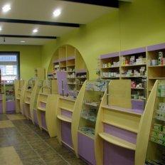 Мебель для аптек на заказ